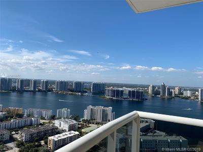 Trump Palace, Trump Palace Condo, Trump Palace Condominium Rental For Rent: 18101 Collins Ave #4601