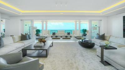Miami Beach Condo For Sale: 7764 Fisher Island Dr #7764