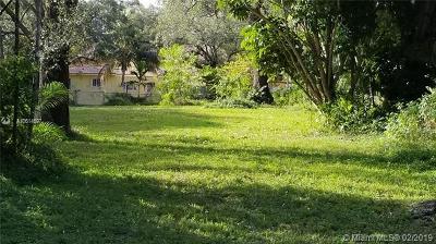 Miami Single Family Home For Sale: 1651 NE 144th St