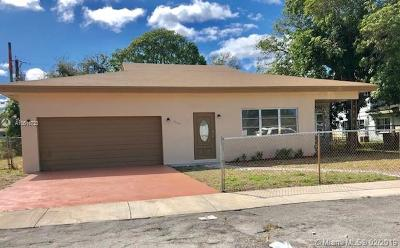 Miami Gardens Single Family Home For Sale: 16330 NW 19th Ave Rd