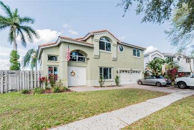 Cooper City Single Family Home Sold: 2611 Regalia Way