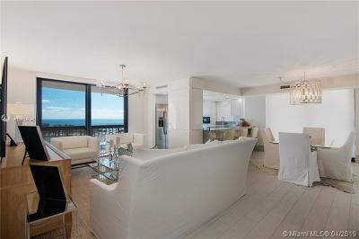 Brickell Bay Club, Brickell Bay Club Condo Condo For Sale: 2333 Brickell Ave #1202