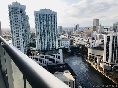 Miami Rental For Rent: 485 Brickell Ave #3003