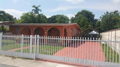 Hialeah Single Family Home For Sale: 60 E 40th St