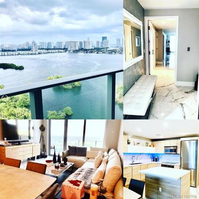 North Miami Beach Condo For Sale: 16385 Biscayne Blvd #2306