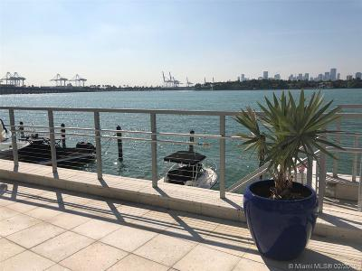 Miami Beach Rental For Rent: 800 West Ave #C1