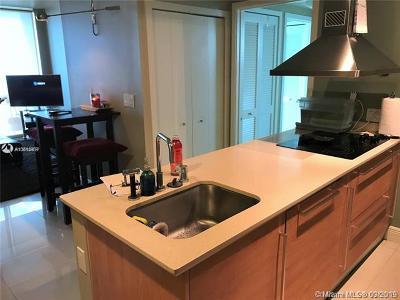 Miami Condo For Sale: 218 SE 14th St #1707