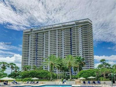 Aventura Condo For Sale: 2000 Island Blvd #502