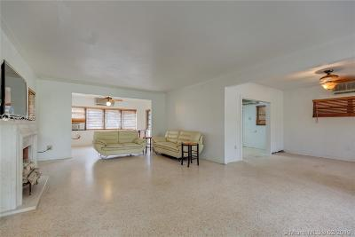Single Family Home Sold: 8790 SW 96th St