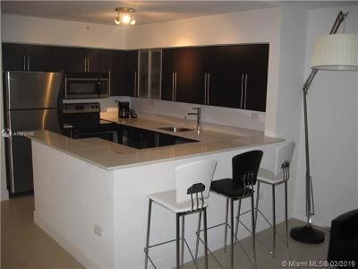 Miami Beach Condo For Sale: 1500 Bay Rd #128S