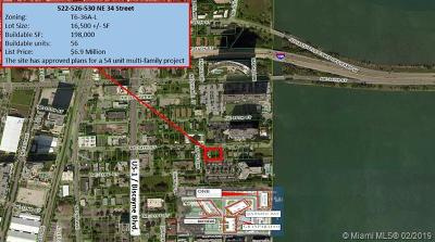 Commercial Lots & Land For Sale: 522 NE 34th St