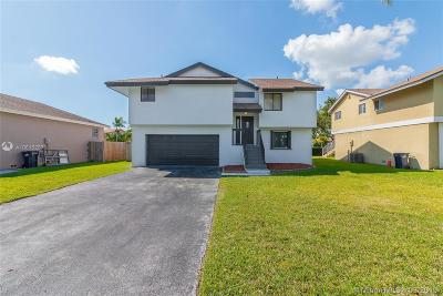Cutler Bay Single Family Home For Sale: 8611 Franjo Rd