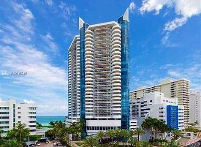 Miami Beach Condo For Sale: 6301 Collins Ave #TS7
