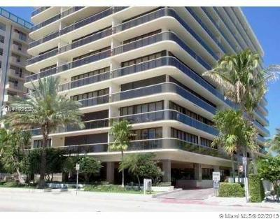 Surfside Condo For Sale: 9455 Collins Ave #703