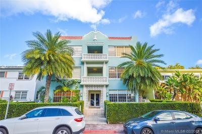 Miami Beach Condo For Sale: 1523 West Ave #202