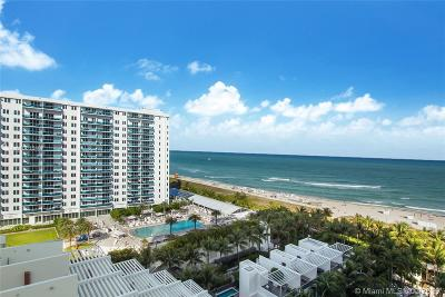 Miami Beach Condo For Sale: 2201 Collins Ave #1211