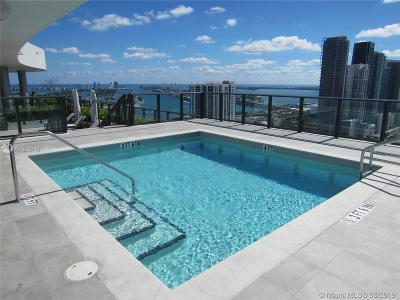 Miami Rental Leased: 1600 NE 1 Ave #1712