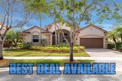 Weston Single Family Home For Sale: 1130 Skylark Dr