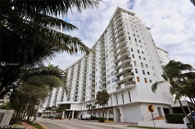 Miami Beach Condo For Sale: 6039 Collins Ave #734