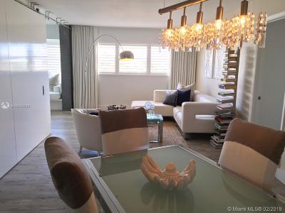 Miami Beach Single Family Home For Sale: 1881 Washington Ave #6B