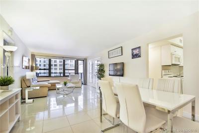 Miami Beach Condo For Sale: 5225 Collins Ave #411