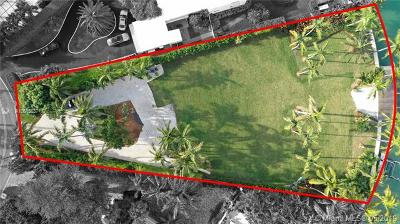 Miami Beach Residential Lots & Land For Sale: 2142 Bay Ave