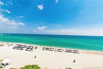 Sunny Isles Beach Condo For Sale: 17121 Collins Ave #2008