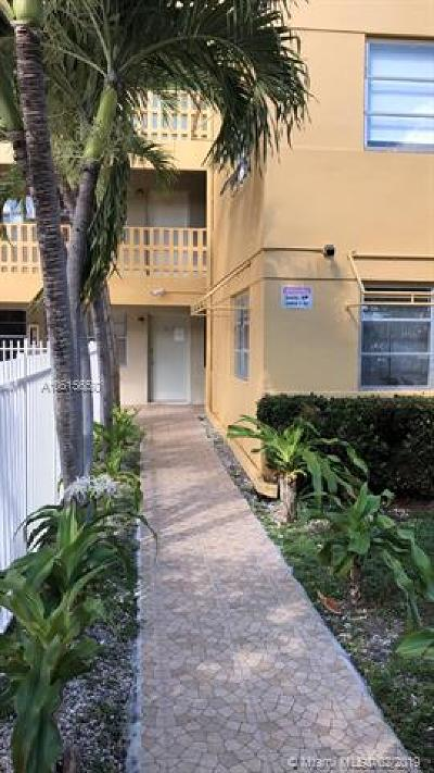 North Miami Beach Condo For Sale: 1851 NE 168 #A8