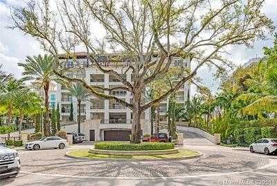 Miami FL Condo For Sale: $3,490,000