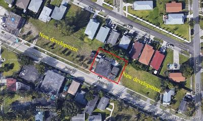 Broward County Residential Lots & Land For Sale: 500 Foster Rd