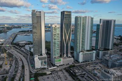 Marquis Condo, Marquis Condominium, Marquis Residences Rental Active With Contract: 1100 Biscayne Blvd #4305