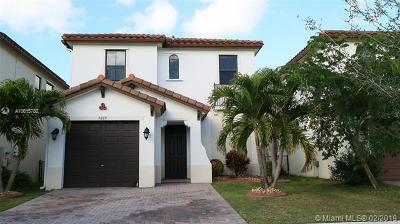 Miramar Single Family Home For Sale: 9089 SW 35th St