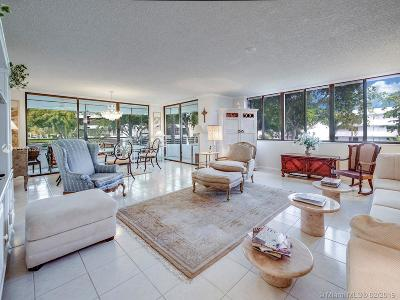 Hollywood Condo For Sale: 1420 Sheridan St #17H