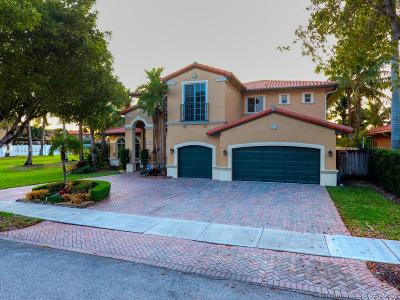Miami Lakes Single Family Home Sold: 15762 NW 79th Ct