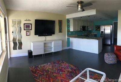 Pompano Beach Condo For Sale: 3216 SE 12th St #11