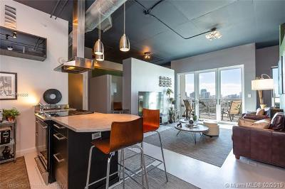 Neo Condo, Neo Loft, Neo Lofts, Neo Lofts Condo Condo For Sale: 10 SW South River Dr #1509