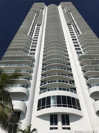 Miami Beach Condo For Sale: 6365 Collins Ave #3008