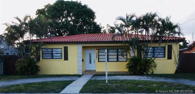 Hialeah Single Family Home For Sale: 5740 E 4th Ave