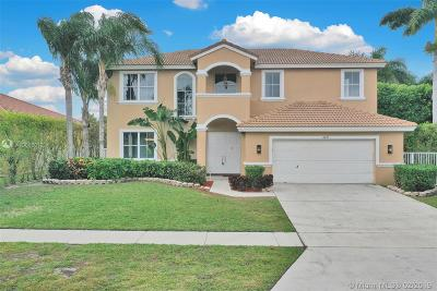 Lake Worth Single Family Home For Sale: 6235 Indian Forest Cir