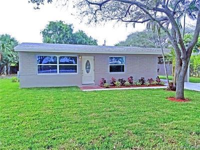 Delray Beach Single Family Home For Sale: 1634 NE 3rd Ave