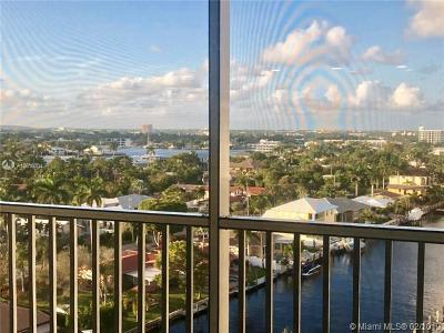 Pompano Beach Condo For Sale: 1391 S Ocean Blvd #1002
