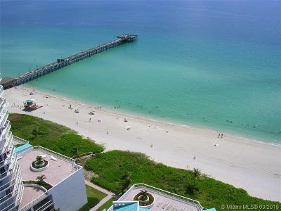 Sunny Isles Beach Rental Pending Sale: 16445 Collins Ave #2224