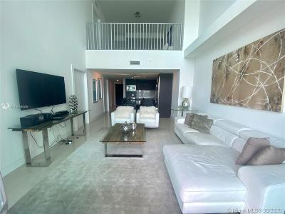 Miami Condo For Sale: 900 Biscayne Blvd #702