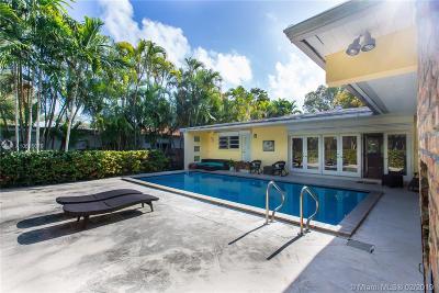 Miami FL Single Family Home For Sale: $999,000