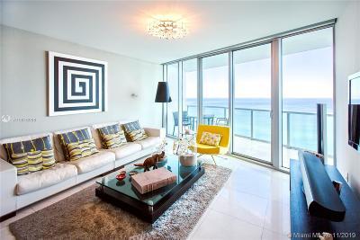 Sunny Isles Beach Condo For Sale: 17001 Collins Ave #3905
