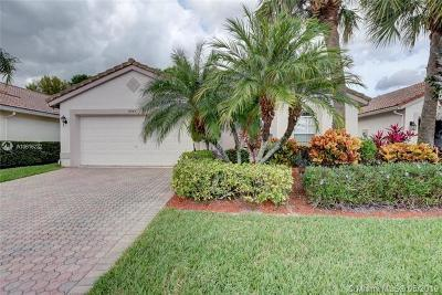 Boca Raton Single Family Home For Sale: 8763 Chunnel Ter