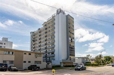 Miami Beach Condo For Sale: 1345 West Ave #703
