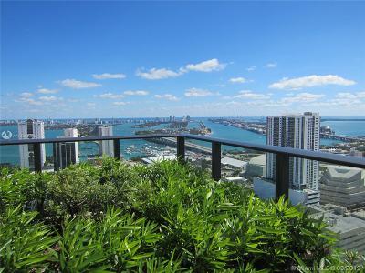 Miami Rental Leased: 1600 NE 1 Ave #2315