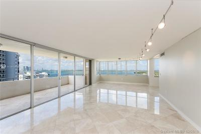 Miami Beach Condo For Sale: 11 Island Av #2011