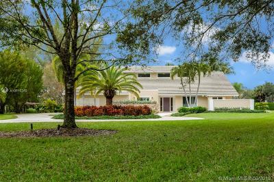 Palm Beach County Single Family Home For Sale: 8566 N Native Dancer Rd N